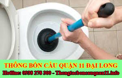 Thông bồn cầu bị tắc băng vệ sinh BH 5năm 0903737957