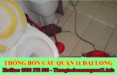 Số điện thoại thông bồn cầu Đại Long giá rẻ 150k gọi 0938278300